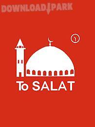 to-salat (prayer times)