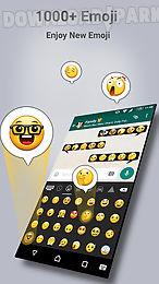 emoji android l keyboard