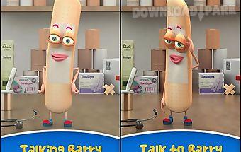 Talking bandage