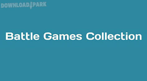 battle games collection: 2-4 players battle party