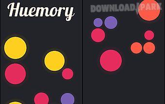 Huemory: colors. dots. memory