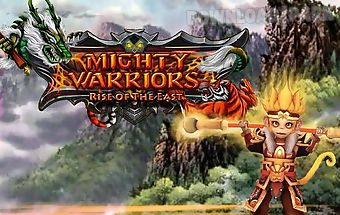 Mighty warriors: rise of the eas..
