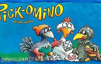 Pickomino by reiner knizia