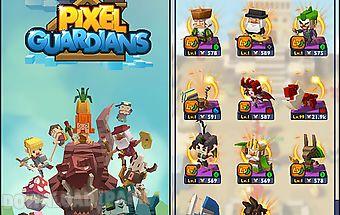 Pixel guardians: 3d pixel