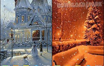 Snowfall by frisky lab