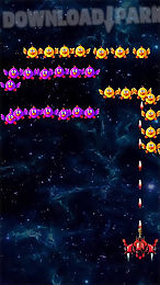 space invaders: chicken shooter