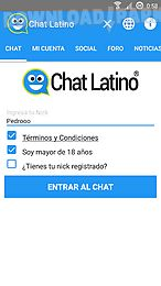 Chat latino free