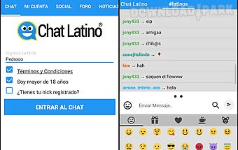 Latin chat - chat latino