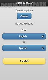 photo translator free
