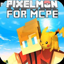 pixelmon go mod for mcpe