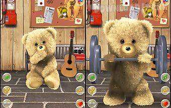 Talking teddy bear