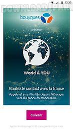 world & you