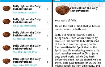 Daily devotionalandroid app