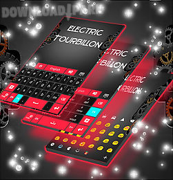 electric tourbillon keyboard
