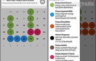 Kalender puasa