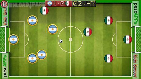 Kids Soccer Android Juego Gratis Descargar Apk