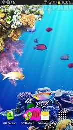 under water live wallpaper