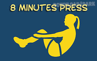 8 minutes press