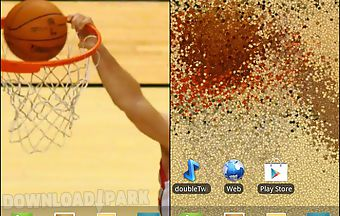 Andrea bargnani live wallpaper