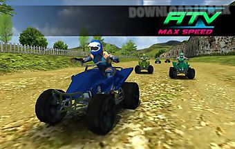Atv: max speed