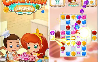 Cake maker: cake rush legend