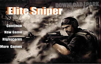 Elite sniper-shooting games