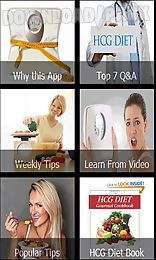 hcg diet plan recipes and hcg meal drops
