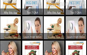 Hcg diet plan recipes and hcg me..