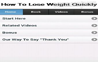 How to lose weight quickly and f..
