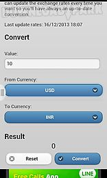 live currency converter app