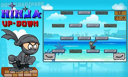 ninja up-down