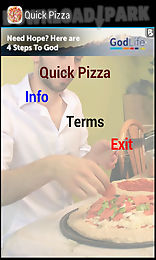 quick pizza recipes