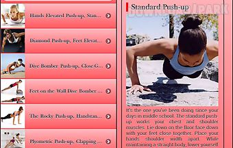 Ultimate push ups guide