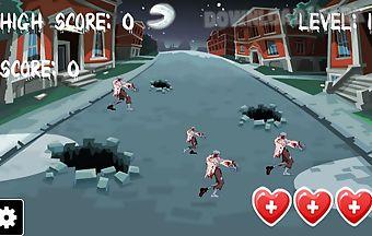 Zombie killer game ttm