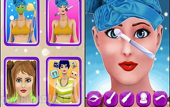 Dress up and makeover