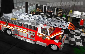 Fix my truck: fire engine lite