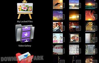 Hide photos/videos - ilock neo
