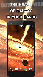 quasar 3d live wallpaper