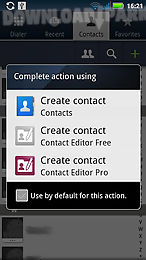 contact editor free
