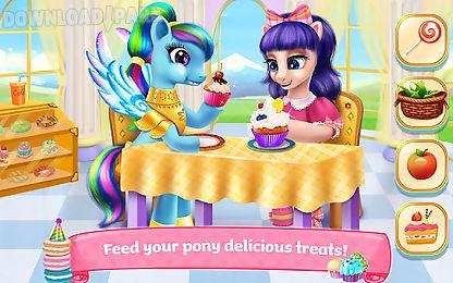 pony princess academy