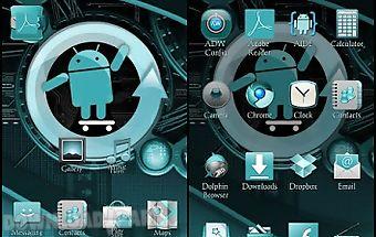 Adw theme cyanogen