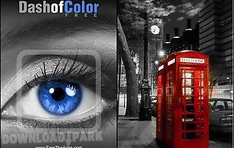 Dash of color free