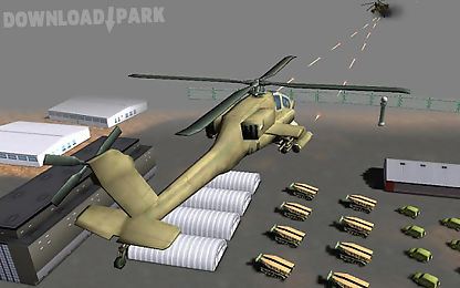 heli battle: 3d flight game