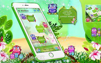 Jungle jewels sms
