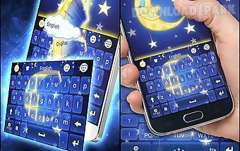 Moonlight keyboard