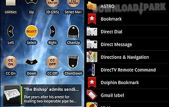 Remote+ shortcut addon