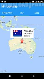 World map atlas 2016 android aplicacin gratis descargar apk world map atlas 2016 gumiabroncs Images