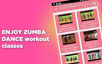 Zumba dance workout fitness