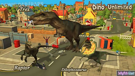 dinosaur simulator unlimited