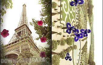 France parisian live wallpaper